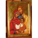 The Holy Family - Icon of the Equipes Notre-Dame