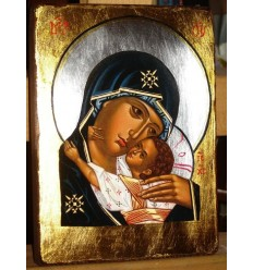 Virgin of Tenderness, Madonna Eleusa