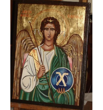 The Archangel Raphael Icon