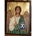 The Archangel Raphael Icon