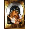 Virgin of Tenderness, Madonna Eleusa