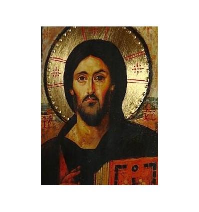 Christ Panthocrator Icon