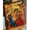 Christmas Icon, Three Wise Men, Three Kings, The Magi