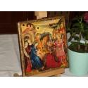 Trzech Króli, Trzech Mędrców. Ikona Bożego Narodzenia