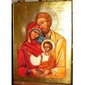 Święta Rodzina Ikona Ruchu Equipes Notre-Dame