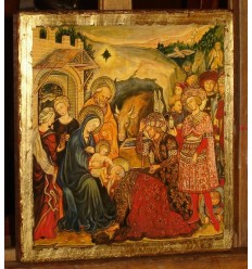 Christmas Icon, Three Wise Men, Three Kings, The Magi