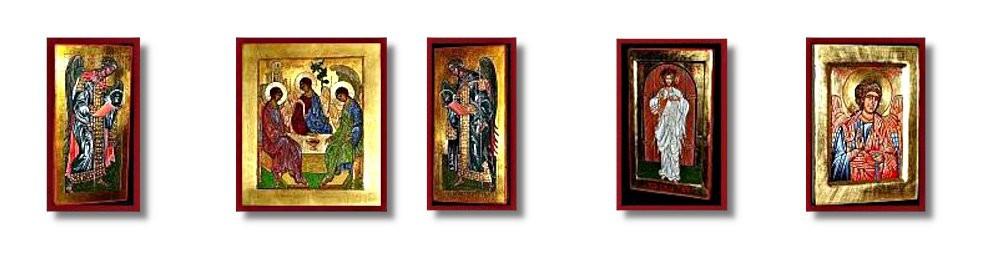 Ikony Aniołów