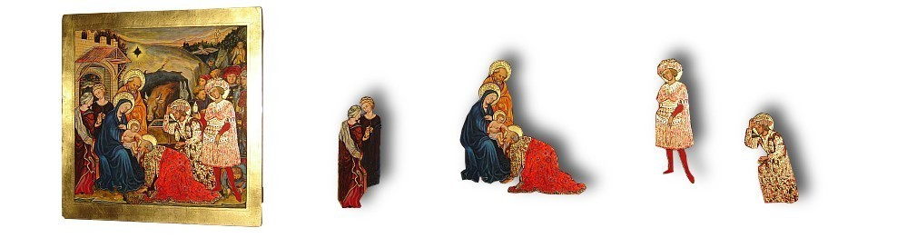 Ikony Świętych