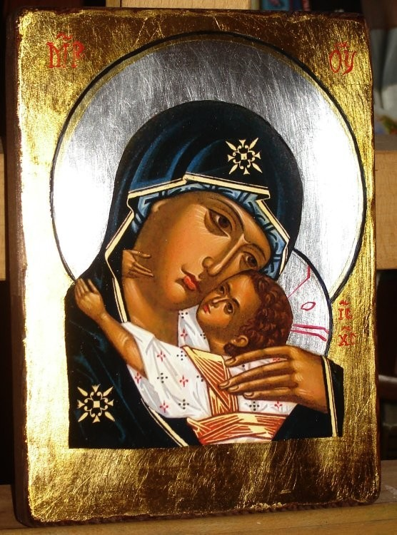 Virgin of Tenderness, Madonna Eleusa - Shop with Icons