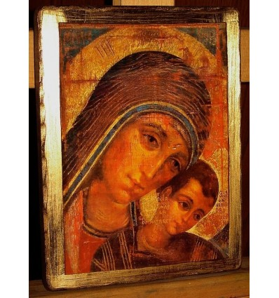 The Icon of the Neocatechumenal Way - Madonna del Cammino, Internet Shop with Icons