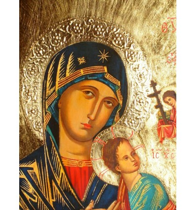 Our Lady of Perpetual Help - Internet Shop with Icons