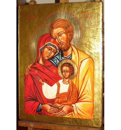The Holy Family, Icon of the Equipes Notre-Dame movement - Shop with Icons